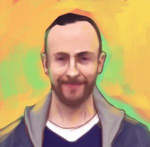 portrett OJ